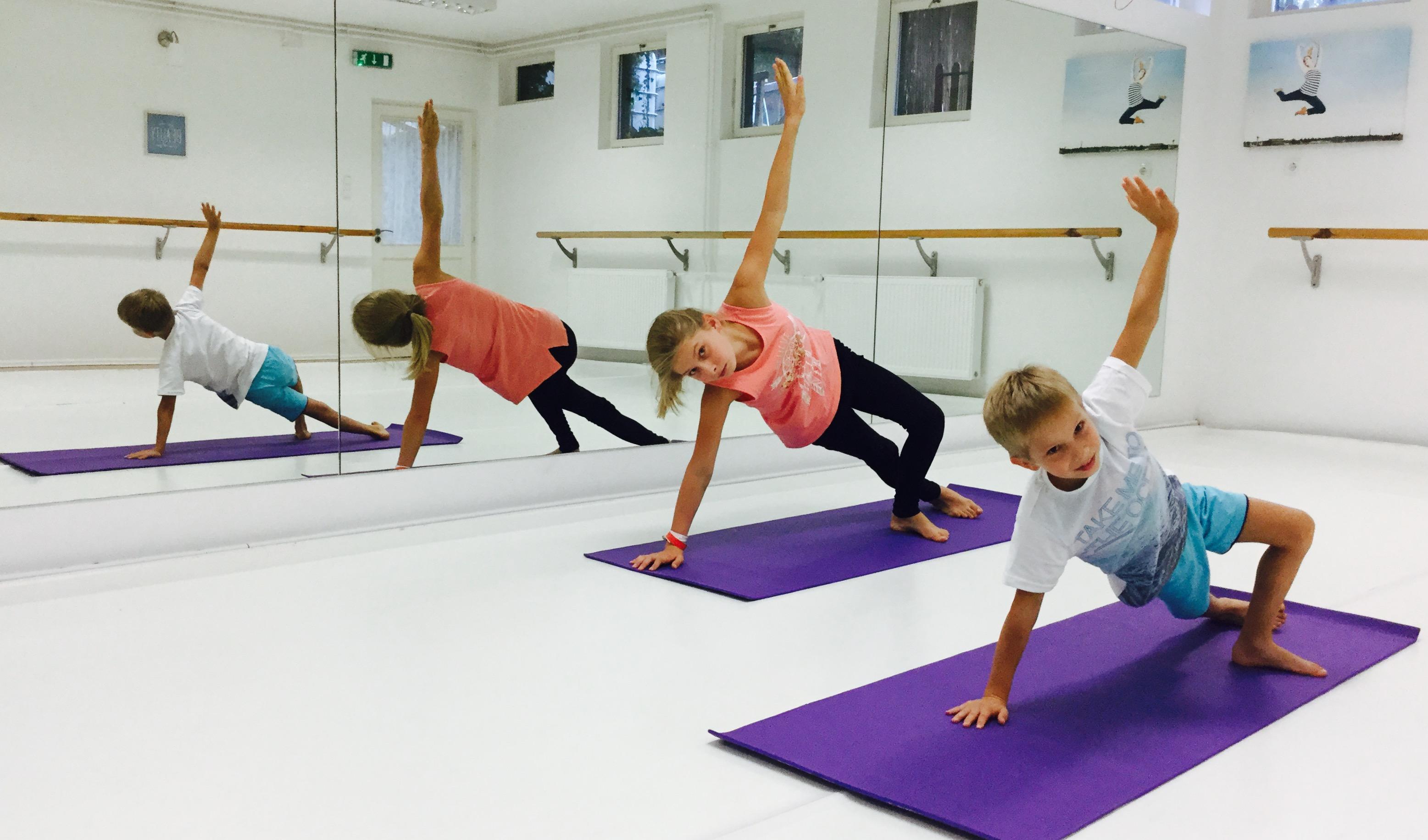 Gyermek Yoga