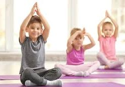 Gyermek jóga óvodásoknak